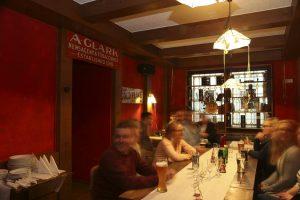Raum für Privatparty im Writer's Irish Pub mieten